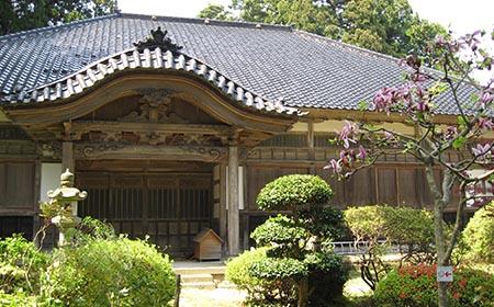 山の寺寺院群