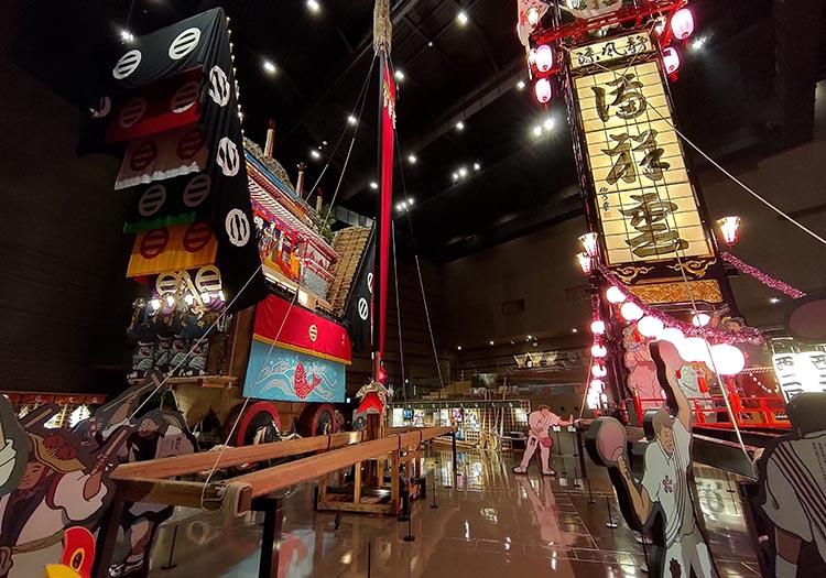 和倉温泉お祭り会館