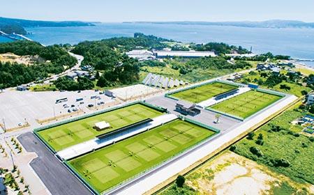 和倉温泉テニスコート